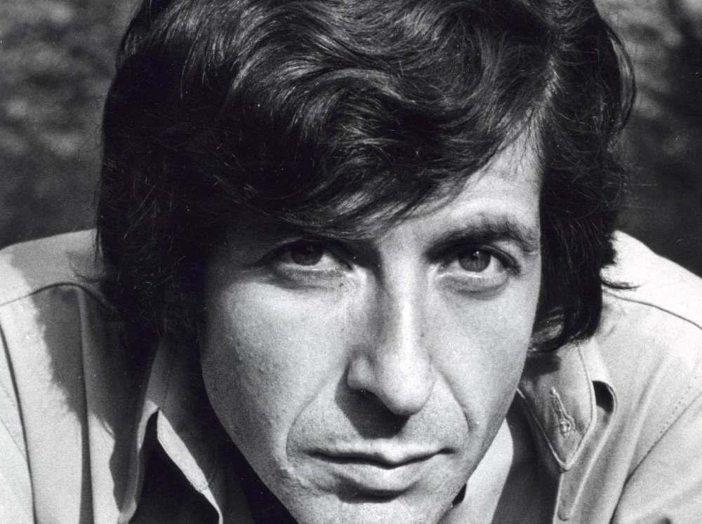 Più votati Raccogliere trova fattura The Life and Works of Leonard Cohen - Happy Seniors