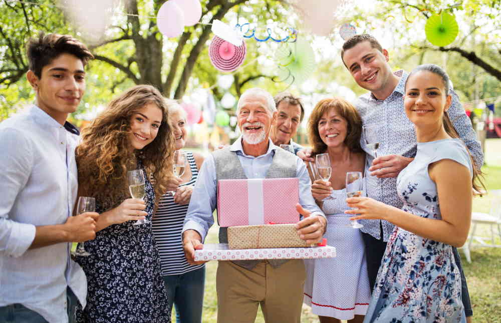 Great Birthday Gift Ideas For 60 To 70 Year Olds Happy Seniors