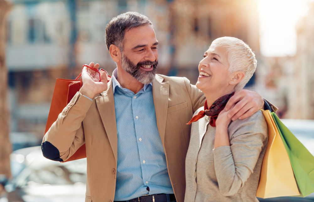 men dating after 50